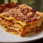 Рецепт Итальянской Мясной Лазаньи «алла болоньезе»
