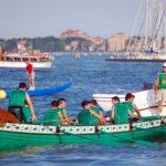 Генуя, Пиза, Венеция и Амальфи: традиционная регата между главными морскими городами Италии.