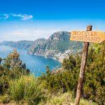 Тропа Богов (Sentiero degli Dei) и великолепные панорамы Амальфитанского побережья