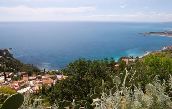 Taormina - Сицилия