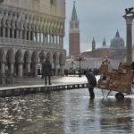 """Acqua Alta: Время """"Высокой воды"""" в Венеции"""