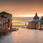 Хэллоуин в «чёрной» Венеции