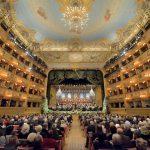 Программа всех концертов самого главного театра Италии — венецианского театра Ла Фениче.