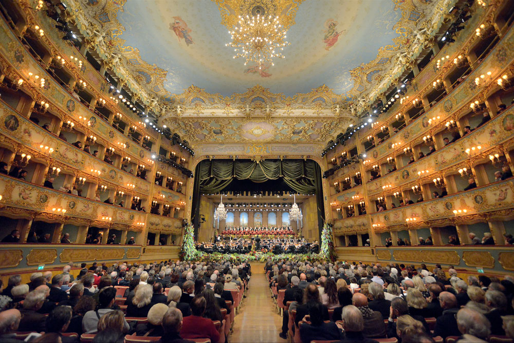 Театр Ла Фениче в Венеции